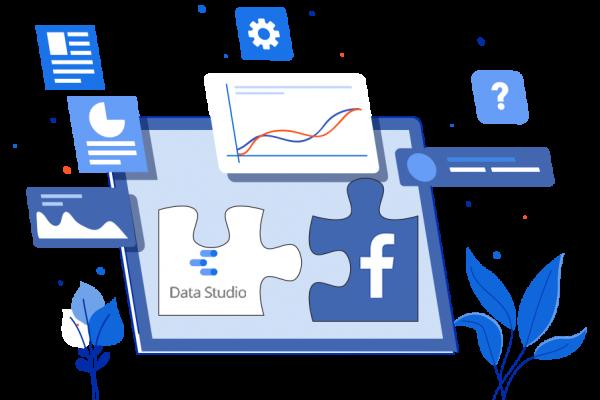 Facebook & Google Data Studio Connector by Arbona